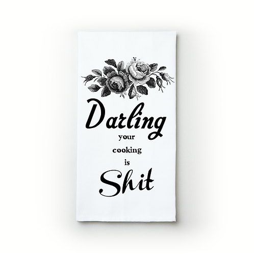 Darling your Cooking is...