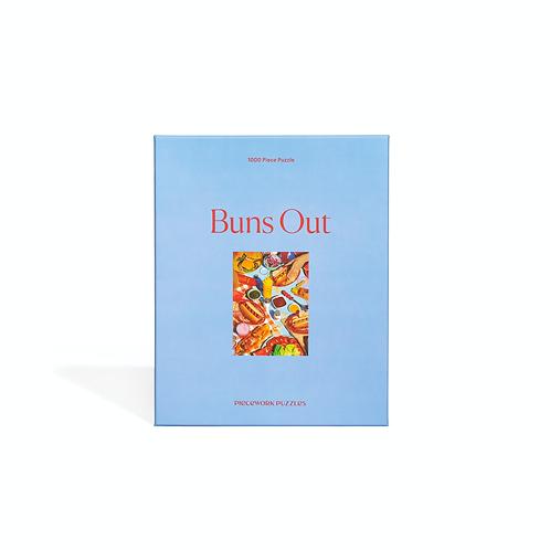 Buns Out Puzzle