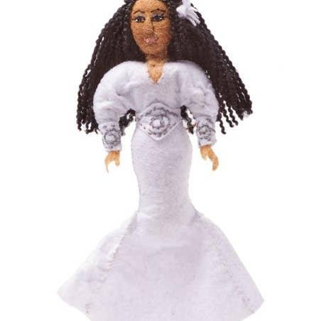 Diana Ross Ornament