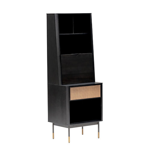 "Marley Bar Cabinet, 24"""