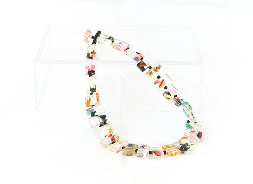 Short Confetti Necklace