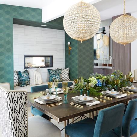 TURLOCK SHOWHOUSE: Dining Room