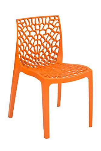 Caliente Chair, Orange