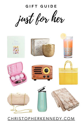 2020 GIFT GUIDE: For Her