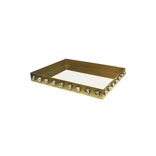 Russo Rectangular Decorative Tray