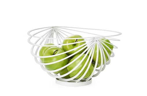 Ribbed Fruit Basket