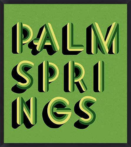Palm Springs Green