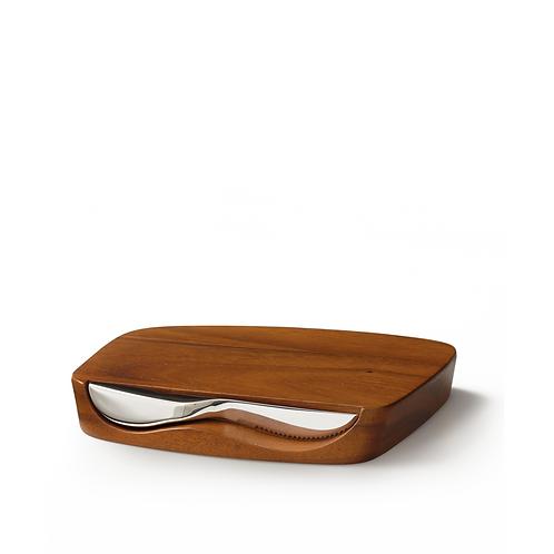 Blend Bread Board w/ Knife