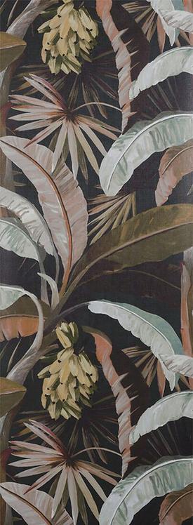 La Palma Wallpaper, Sepia