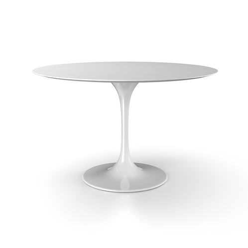 White Tulip Dining Table