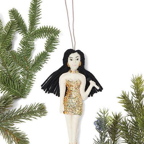 Cher Ornament