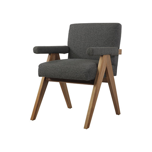 Upholstered Kaleb Arm Chair