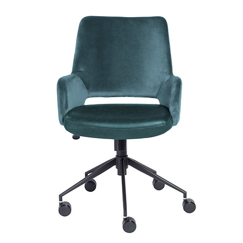 Daniel Office Chair, Blue