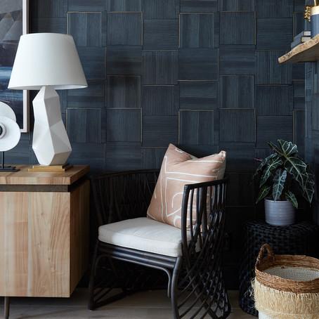 TURLOCK SHOWHOUSE: Family Room by Natasha Minasian