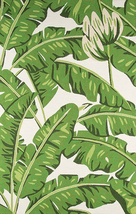 Palm Leaf Indoor/Outdoor Area Rug