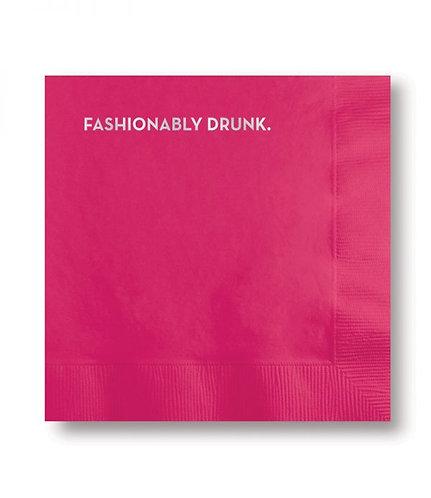 Fabulously Drunk Cocktail Napkins