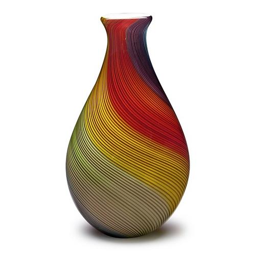 Rainbow Venezia Vase