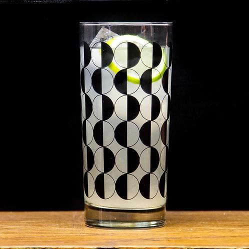 Half Moon Collins Glassware