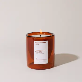 Double Walled Candle, Castillo