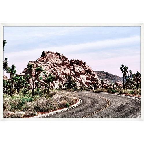 Desert Landscape 1, 63x43