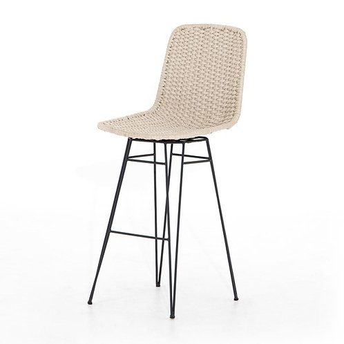 Marais Outdoor Swivel Bar Stool