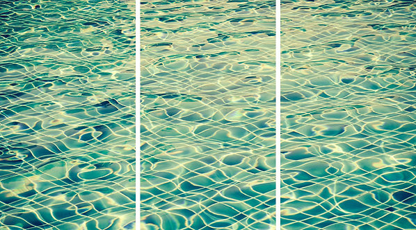 Reflections Triptych