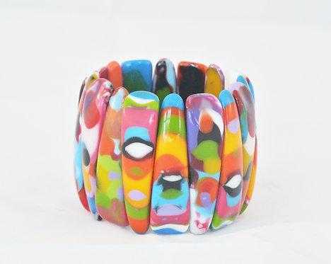 Cascade Multi-Color Bracelet