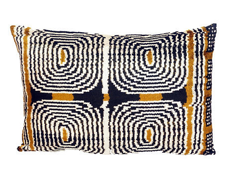 African Lines Ochra and Black Lumbar
