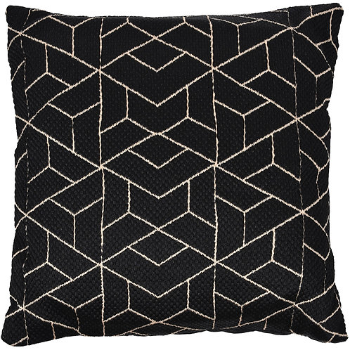 Geometric Outdoor Pillow