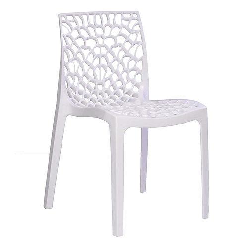 Caliente Chair, White