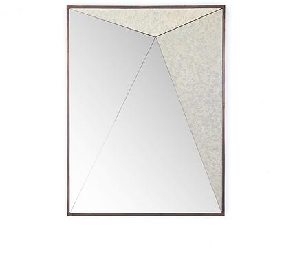 Bronzed Mirror