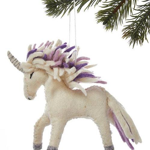 Magic Unicorn Ornament