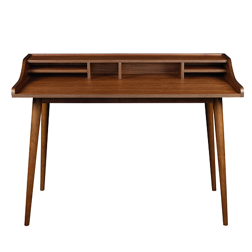 Classic Walnut Desk