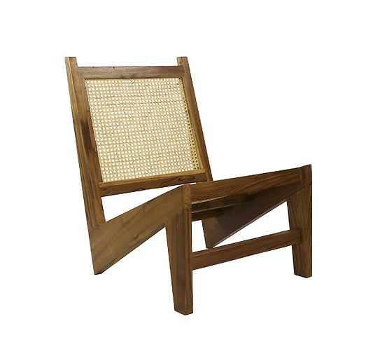 The Kaleb Low Lounge Chair
