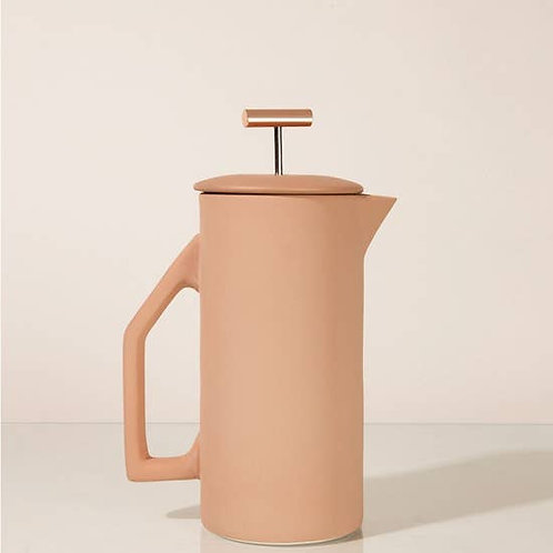 Preorder - Sand Ceramic French Press