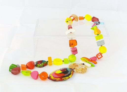 Long Mix Necklace
