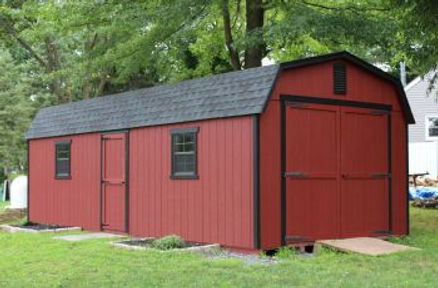 High Barn Shed