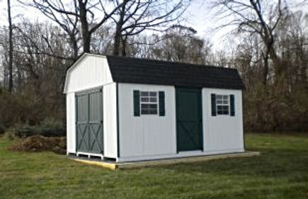 High Barn Storage Shed