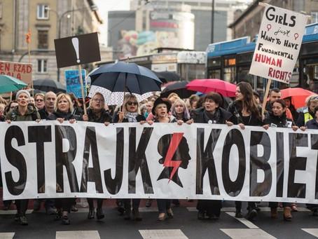 Ogólnopolski Strajk Kobiet: Poland Elucidates the Power of a Movement