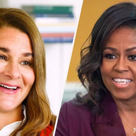 Melinda Gates and Michelle Obama: A Must-Read Op-ed