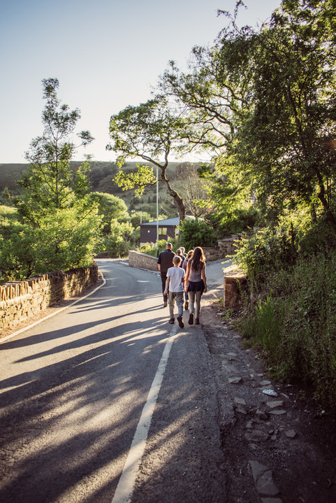 Sponsored walk for Hope for Sri Lanka, 21/6/19