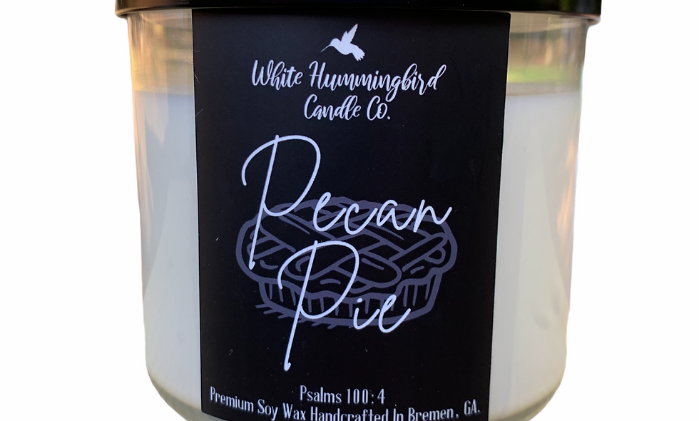 Pecan Pie 17 oz. 3 Wick Jar