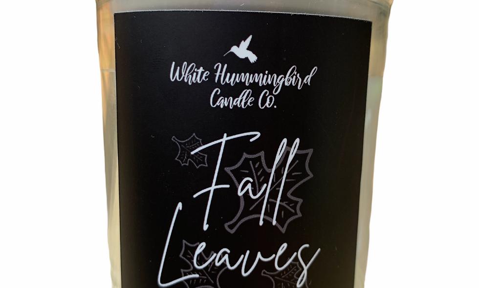 Fall Leaves 6 oz. Jar