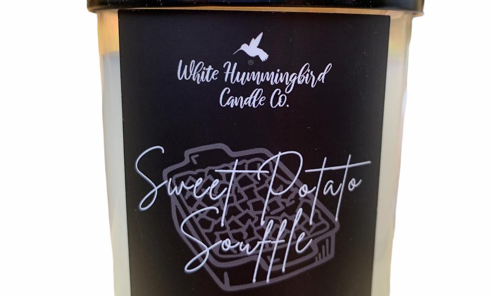 Sweet Potato Soufflé 10 oz. 2 Wick Jar