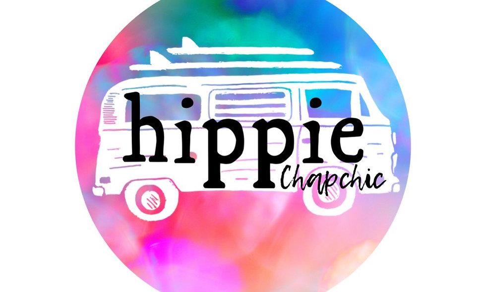 Hippie Chapchic Sticker