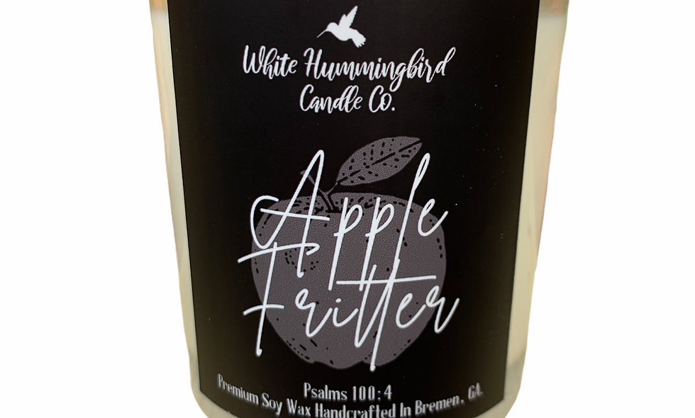 Apple Fritter 6 oz. Jar