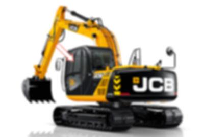 Стекло для гусеничных экскаваторов JCB JS 160 | Стекло для гусеничных экскаваторов JCB JS 180 | Стекло для гусеничных экскаваторов JCB JS 200 | Стекло для гусеничных экскаваторов JCB JS 220 | Стекло для гусеничных экскаваторов JCB JS 300 | Стекло дверное левое верхнее | Стекло дверное левое | Стекло дверное | JCB | Джи Си Би