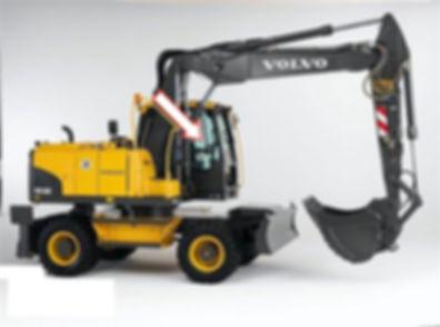 Стекло для экскаватора гусеничного (колёсного) Volvo EW140C | Стекло для экскаватора гусеничного (колёсного) Volvo EW160C | Стекло для экскаватора гусеничного (колёсного) Volvo EW180C | Стекло для экскаватора гусеничного (колёсного) Volvo EW140D| Стекло для экскаватора гусеничного (колёсного) Volvo EW160D | Стекло для экскаватора гусеничного (колёсного) Volvo EW180 D | Стекло для экскаватора гусеничного (колёсного) Volvo EC160DL| Стекло для экскаватора гусеничного (колёсного) Volvo EC210CL | Стекло для экскаватора гусеничного (колёсного) Volvo EC250 DL | Стекло кузовное правое | Стекло кузовное возле стрелы | Стекло кузовное | VOLVO | Вольво