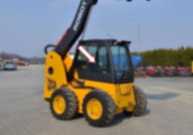 Стекло для мини-погрузчиков JCB Robot 190 | Стекло кузовное правое | Лобовое кузовное | JCB | Джи Си Би, мини-погрузчик JCB 1110 Т / JCB Robot 160/180/190/220