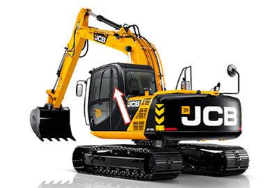 Стекло для гусеничных экскаваторов JCB JS 160 | Стекло для гусеничных экскаваторов JCB JS 180 | Стекло для гусеничных экскаваторов JCB JS 200 | Стекло для гусеничных экскаваторов JCB JS 220 | Стекло для гусеничных экскаваторов JCB JS 300 | Стекло кузовное заднее левое | Стекло кузовное заднее | Стекло кузовное левое | Стекло кузовное | JCB | Джи Си Би